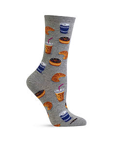 Hot Sox® Breakfast To Go Trouser Socks