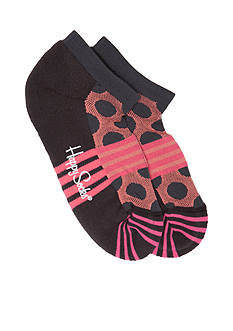 Happy Socks® Stripe and Dot Athletic Socks - Single Pack