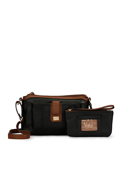 b.ø.c. Merrimack E-W Crossbody With Bonus Wristlet