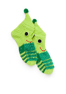 New Directions® Hand Crafted Frog Slippers - Single Pair