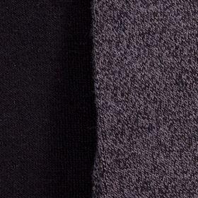 Kim Rogers Clothing Accessories: Grey/Black Twist Kim Rogers Bamboo Knee High Two Pair Pack of Socks