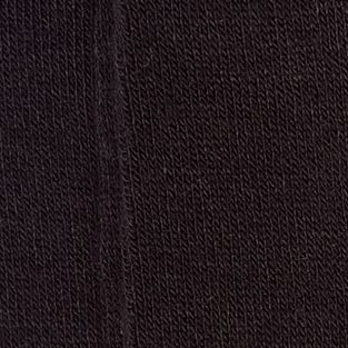 Handbags & Accessories: New Directions: Black New Directions Solid Flat Knit 2 Pack of Socks