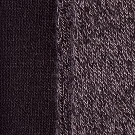 Handbags & Accessories: New Directions: Grey Twist New Directions Solid Flat Knit 2 Pack of Socks