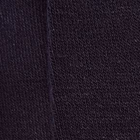 Handbags & Accessories: New Directions: Navy New Directions Solid Flat Knit 2 Pack of Socks