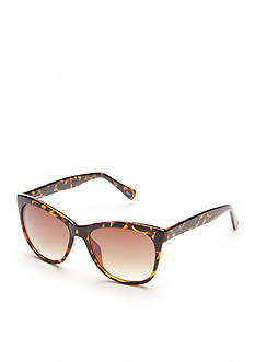 New Directions® Cat Tortoise Sunglasses