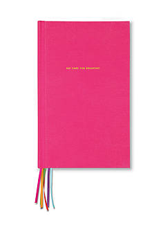 kate spade new york® Eat Cake for Breakfast Journal