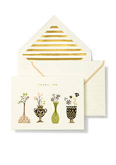 kate spade new york® Bunches of Love Thank You Notecard Set