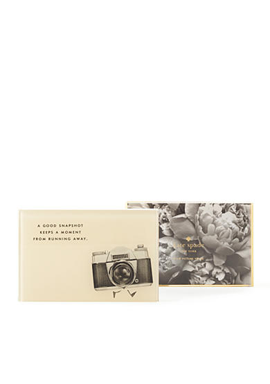 kate spade new york® Snapshot Picture Frame