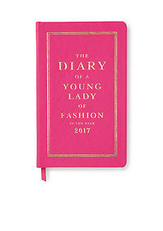 kate spade new york 2017 Pencil it in 12-month Agenda - Pink Diary