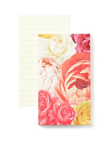 kate spade new york® Floral Small Notepad