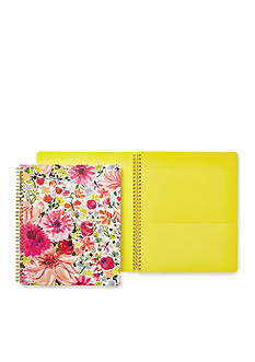 kate spade new york Large Spiral Notebook- Dahlia