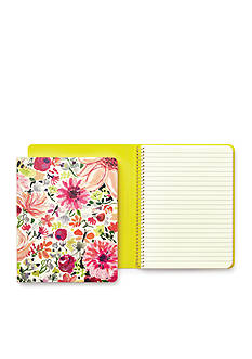 kate spade new york® Concealed Spiral Notebook- Dahlia
