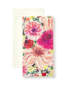 kate spade new york Large Notepad- Dahlia