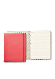 kate spade new york® Notepad Folio, She Wrote The Book On It