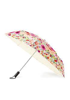 kate spade new york Travel Umbrella - Dahlia
