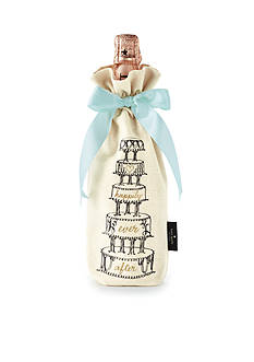 kate spade new york® Wine Tote- Happily Ever After