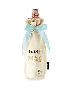 kate spade new york® Wine Tote- Miss To Mrs