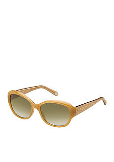 Fossil Oval Sunglasses