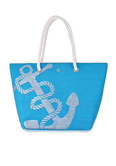 Kim Rogers® Rope Handle Anchor Tote