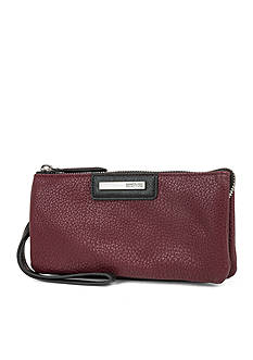 Kenneth Cole Reaction Triple Threat Soft Wristlet