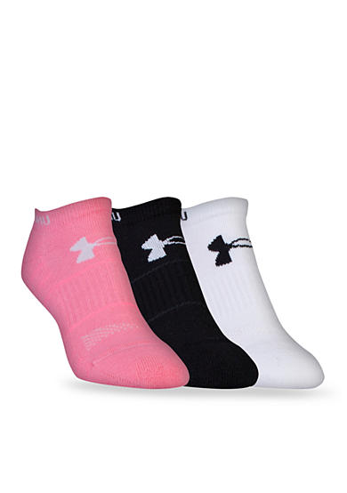 Under Armour® Elevated Performance No-Show Socks