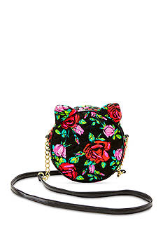 Luv Betsey Cat Crossbody
