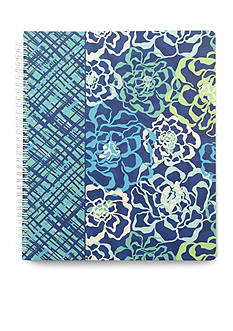 Vera Bradley Notebook with Pocket