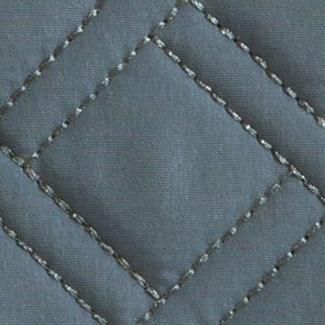 Handbags & Accessories: Vera Bradley Designer Handbags: Charcoal Vera Bradley Turnlock Wallet