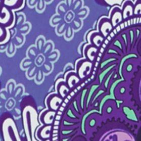 Handbags & Accessories: Vera Bradley What's New?: Lilac Tapestry Vera Bradley Note Cube and Mini Pen