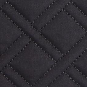 Handbags & Accessories: Vera Bradley Designer Handbags: Classic Black Vera Bradley Triple Zip Hipster Crossbody