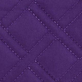 Handbags & Accessories: Vera Bradley Designer Handbags: Elderberry Vera Bradley Triple Zip Hipster Crossbody