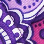 Handbags & Accessories: Small Accessories Sale: Lilac Tapestry Vera Bradley Signature Turn-Lock Wallet
