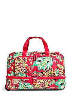 Vera Bradley Lighten Up Wheeled Carry On