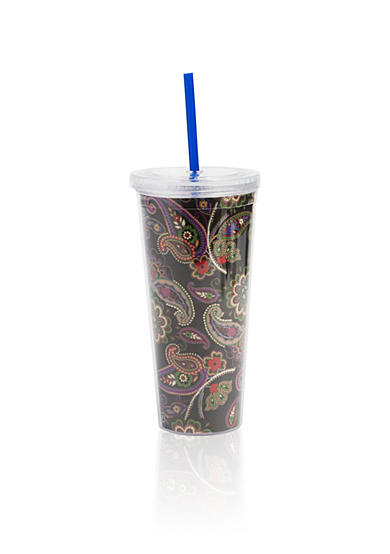 Vera Bradley Seasonal Home Travel Tumbler