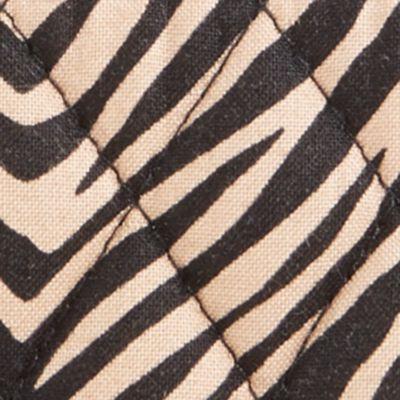 Handbags & Accessories: Small Accessories Sale: Zebra Vera Bradley Petite Trifold Wallet
