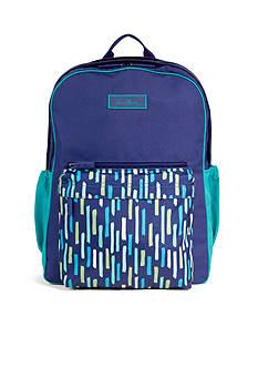 Vera Bradley Lighten Up Large Colorblock Backpack