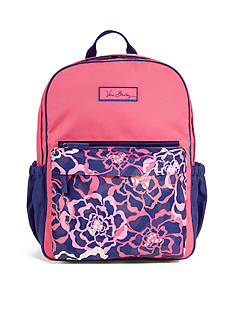 Vera Bradley Lighten Up Colorblock Medium Backpack