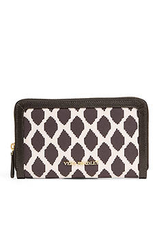 Vera Bradley Poly Twill Accordion Wallet