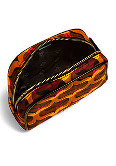 Vera Bradley Medium Zip Cosmetic Case