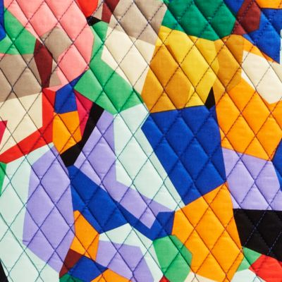 Handle and Tote Bags: Pop Art Vera Bradley Signature Tote 2.0