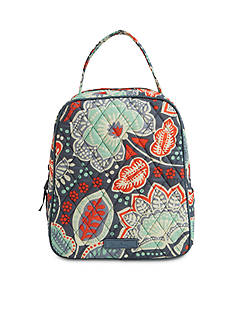 Vera Bradley Signature Lunch Bunch Bag