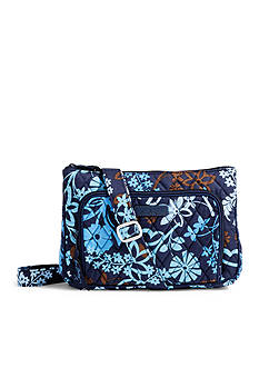 Vera Bradley Signature Little Hipster Crossbody