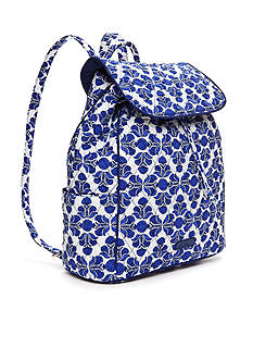 Vera Bradley Signature Drawstring Backpack