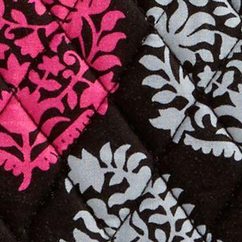 Handbags & Accessories: Vera Bradley Designer Handbags: Northern Lights Vera Bradley Slim Saddle Bag