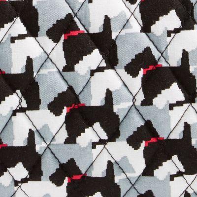 Handbags & Accessories: Vera Bradley Designer Handbags: Scottie Dogs Vera Bradley RFID Georgia Wallet