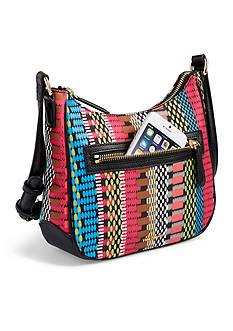 Vera Bradley Mini Vivian Crossbody Bag