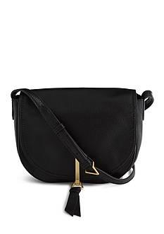 Vera Bradley Carson Saddle Bag