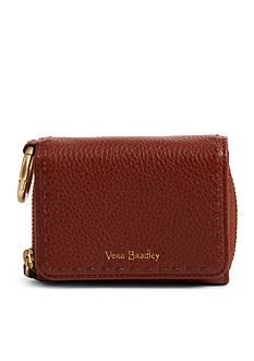 Vera Bradley RFID Mallory Card Case