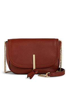 Vera Bradley Carson Mini Saddle Bag