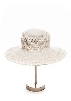 San Diego Hat Company Crochet Cloche Hat